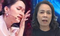 Mẹ Hương Giang ngấn lệ, hối hận vì để con gái một mình vượt qua thời khắc sinh tử