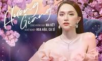 Hương Giang là nữ chính 'Người ấy là ai', chưa gì đã bị nghi vấn hẹn hò với CEO Singapore