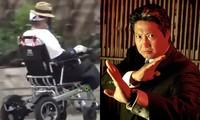 Hình ảnh 'siêu sao võ thuật' Hồng Kim Bảo đi chợ thời COVID khiến ai cũng xót xa