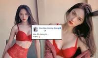 Matt Liu bị tố gạ tình trên Tinder, Hương Giang diện nội y đỏ rực đáp trả cực gắt
