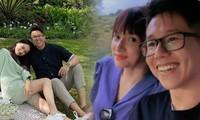 Hoà Minzy tung clip Hương Giang và Matt Liu thân mật, tay trong tay đầy tình cảm