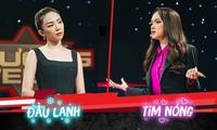 Hương Giang đối đầu với Tóc Tiên tranh biện quyết liệt về 'Tim nóng - Đầu lạnh'