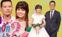 Cặp đôi có tên độc - lạ lên xe hoa sau 2 năm tham gia 'Bạn muốn hẹn hò?'