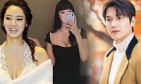 Hoa hậu sở hữu sắc vóc nóng bỏng nghi hẹn hò Lee Min Ho