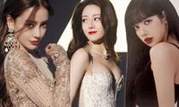 Top 10 mỹ nhân đẹp nhất châu Á, Lisa (Blackpink) 'vượt mặt' Địch Lệ Nhiệt Ba