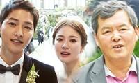 Bố Song Joong Ki hé lộ lý do con trai ly hôn Song Hye Kyo
