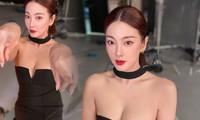 'Song Hye Kyo Trung Quốc' khoe vòng một gợi cảm, thân hình cực phẩm dù đã hai con