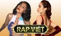 Ngắm dàn nữ ca sĩ nóng bỏng nổi tiếng hơn nhờ Rap Việt