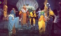 Vén màn bí mật cảnh quay dưới Thủy cung ít ai biết trong Tây Du Ký 1986