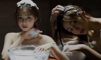 Mê mẩn với bộ ảnh 'tắm gội' của mẫu nữ Trung sở hữu 4 triệu fan