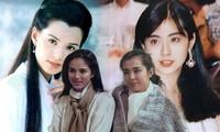 Ảnh hiếm của hai đại mỹ nhân Hồng Kông Lý Nhược Đồng và Vương Tổ Hiền 31 năm trước
