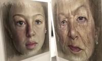 Bức tranh kỳ ảo: Nhân vật sẽ già đi theo góc độ nhìn của bạn