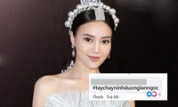 Ninh Dương Lan Ngọc bị anti-fan công kích, đòi tẩy chay khỏi nhãn hàng và gameshow