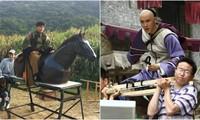 Không thể nhịn cười về hậu trường dàn dựng các cảnh cưỡi ngựa oai phong ở phim Trung Quốc
