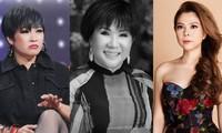 Nghệ sĩ Việt nghẹn ngào vĩnh biệt danh ca Lệ Thu: 'Mùa Thu đã tắt!