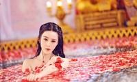 Bật mí cảnh tắm bồn lừa hàng triệu khán giả trong phim cổ trang Trung Quốc