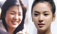 Song Hye Kyo mũm mĩm thuở mới vào nghề từng nặng tới 70kg