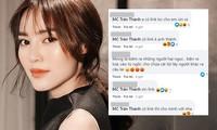 Bức xúc trước loạt bình luận 'xin link' dưới bài Lan Ngọc phủ nhận liên quan clip 'nóng'
