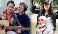 Vân Dung chia sẻ hình ảnh hóm hỉnh hậu trường phim 'Hướng Dương Ngược Nắng'