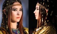 Trương Bá Chi hóa nữ hoàng Ai Cập, fan khó tin trước sắc vóc của bà mẹ 3 con