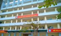 Trường chuyên Thái Bình, nơi xảy ra vụ việc
