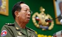Bộ trưởng Quốc phòng Campuchia Tea Banh (Nguồn: Khmer Times)