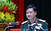 Thiếu tướng Nguyễn Văn Đức, Cục trưởng Cục Tuyên huấn (Tổng cục Chính trị QĐND Việt Nam) Ảnh: Đức Văn