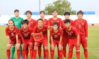 Đội tuyển nữ Việt Nam. Ảnh: vff.org.vn