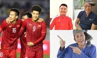 Hoài Linh lần đầu làm điều gây 'sốt' để mừng U22 Việt Nam thắng U22 Campuchia