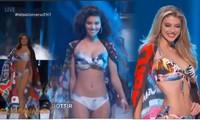 Phần thi bikini nóng bỏng của top 10 Miss Universe 2019