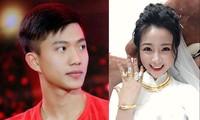 'Lóa mắt' vì số vàng mà bạn gái hot girl của Phan Văn Đức đeo trong lễ ăn hỏi