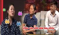 Bà Tân Vlog bất ngờ khi biết tuổi thật của NSND Hồng Vân
