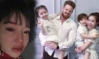 Elly Trần liên tục có động thái lạ giữa tin đồn trầm cảm do chồng Tây ngoại tình