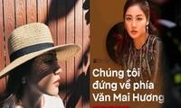 Văn Mai Hương lần đầu lên tiếng sau khi bị tung clip nhạy cảm