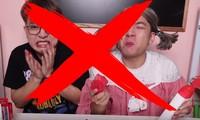 Kênh YouTube triệu view dạy trẻ ăn xà bông, uống sữa tắm gây bức xúc