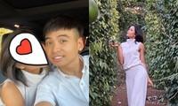 Bạn trai tin đồn của H'Hen Niê khoe ảnh tình cảm của bộ đôi.