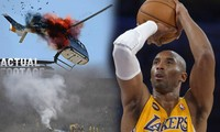 Phẫn nộ với video giả mạo cảnh máy bay gặp nạn của huyền thoại Kobe Bryant