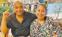 Valentine 20 năm ngọt ngào của NSND Hồng Vân và chồng Lê Tuấn Anh