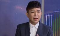 Ca sĩ Long Nhật trong chương trình Ký Ức Tươi Đẹp