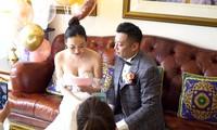 Sao Hong Kong tổ chức đám cưới online vì dịch Covid -19