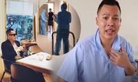 Phong toả chung cư vì có người tiếp xúc với bệnh nhân 91, Vũ Khắc Tiệp bị cách ly lần 3?