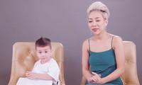 Thảo Trang 'xấu lạ' nghẹn ngào tiết lộ việc bố của con trai 3 tuổi đã qua đời