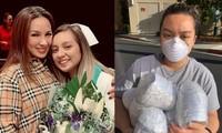 Showbiz 27/3: Phi Nhung gửi khẩu trang cho con gái đang làm y tá ở Mỹ