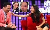 Diễn viên kiêm MC truyền hình Trung Quốc bị vợ tát 500 cái, nhập viện 8 lần
