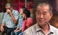 NSND Hồng Vân bật khóc khi nam thương binh vừa làm mẹ, làm cha 103 trẻ mồ côi