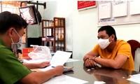 Trinh sát giả cán bộ chống dịch bắt kẻ giết trụ trì chùa Quảng Ân