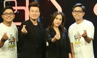Phạm Lịch vừa công bố bạn trai mới thì được fan 'thả thính' trên sóng truyền hình