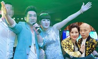 Quang Hà bị phản ứng vì phát ngôn vẫn coi vợ chồng Đường 'nhuệ' là anh chị thân thiết