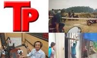 Bản tin Hình sự: Tình tiết bất ngờ về chiếc kính cận vụ tiến sĩ Bùi Quang Tín tử vong