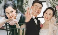 Nhan sắc hotgirl của 'công chúa béo' Quỳnh Anh - vợ cầu thủ Duy Mạnh